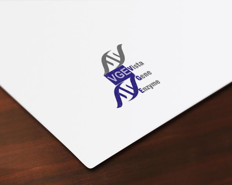 لوگو ویستاژن آنزیم
